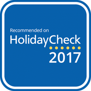 HollidayCheck 2017