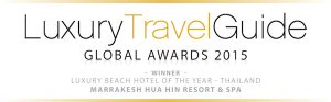 Luxury Beach Hotel Of The Year 2015