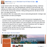 Facebook review from K. Marit