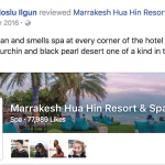 Facebook review from K.Serap