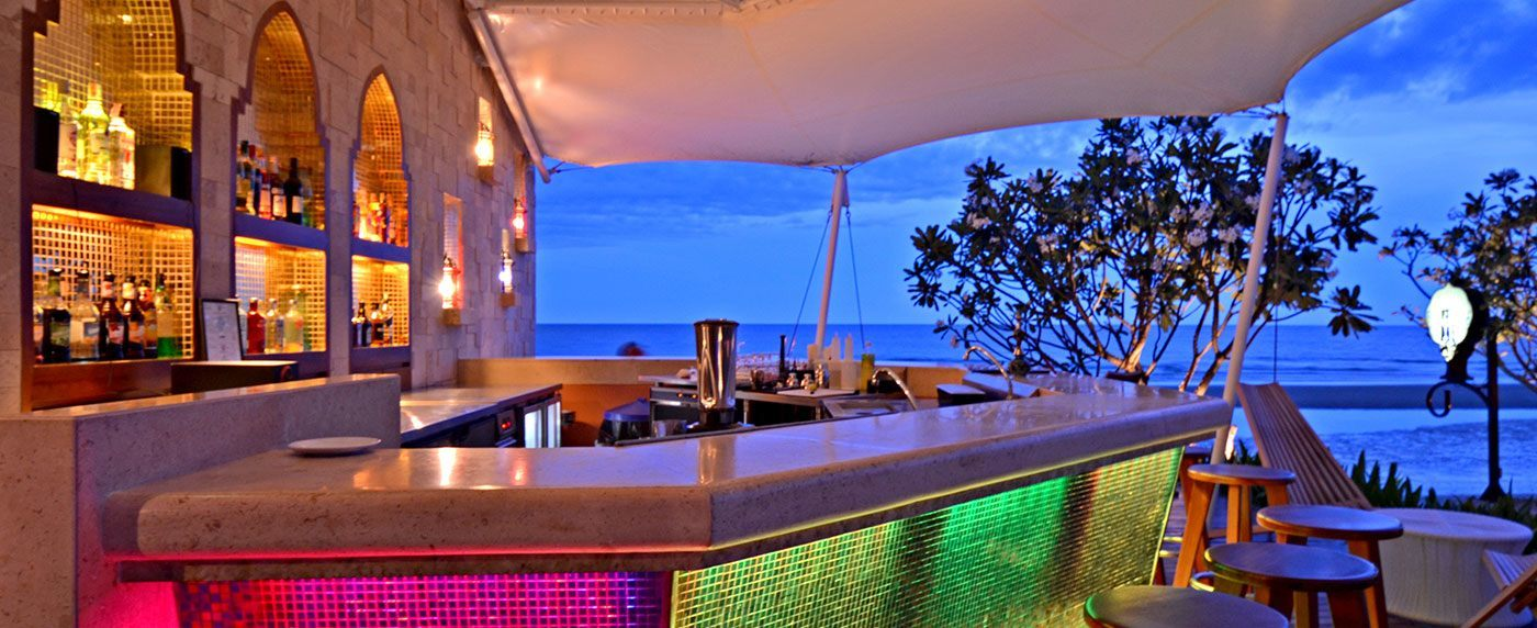 beach bar huahin