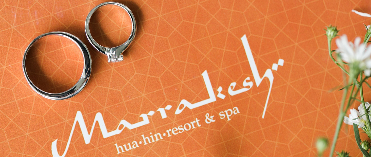 WEDDINGMOONS at MARRAKESH RESORT AND SPA HUA HIN